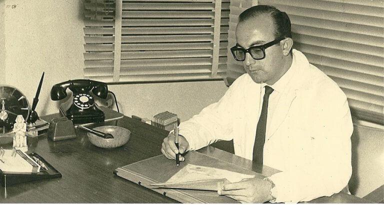 Le Docteur Alfonso Caycedo